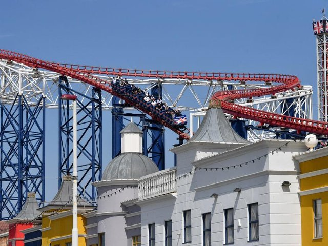 Blackpool Pleasure Beach is hiring: these are the jobs available right now and how you can apply