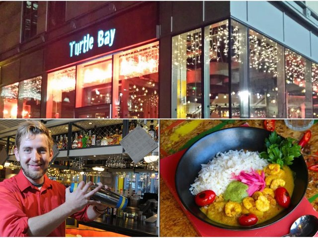 Turtle Bay Preston is reopening for outside bookings in April