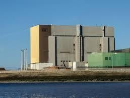 Fish in an area near Heysham Power Station are protected