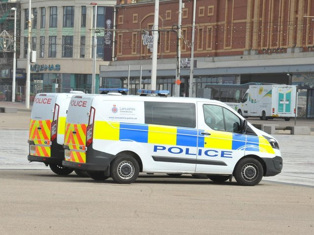 Lancashire Police responded to 365 reports of alleged breaches between 7am on Friday (March 12) and 7am on Monday (March 14), with a  total of 131 fines to those deemed to have breached restrictions