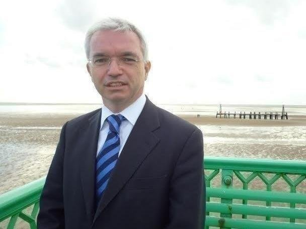 Fylde MP Mark Menzies