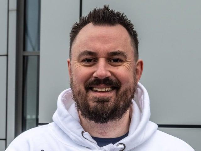 Martin Hibbert, 44, from Heath Charnock