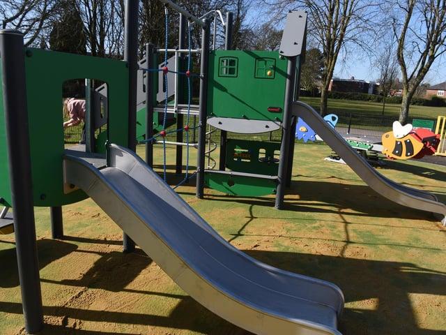Hurst Grange play area