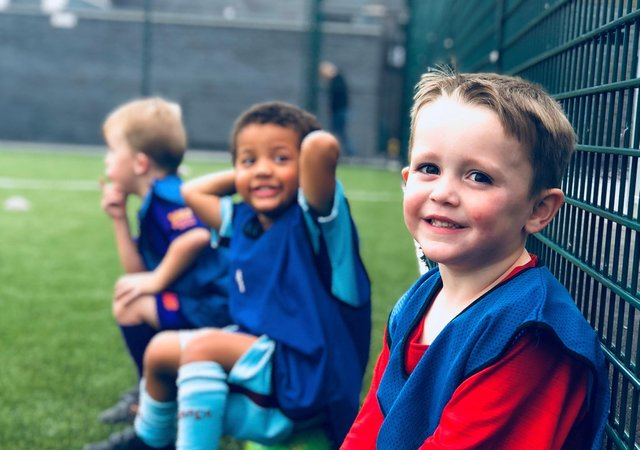 Bookings are now being taken for the AFC Fylde Community Foundation holiday camps