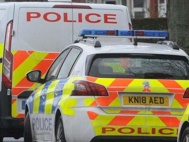 Officers were called at 2.55pm to reports a 14-year-old boy had been struck by a Ford Transit van on Black Bull Lane at the junction of Queens Drive. The boy was airlifted to Alder Hey Children's Hospital, where he remains in a critical but stable condition.