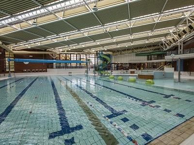 The pool at All Seasons Leisure Centre in Chorley, which is set to reopen, along with other council-run facilities, on April 12 after certain coronavirus restrictions are lifted
