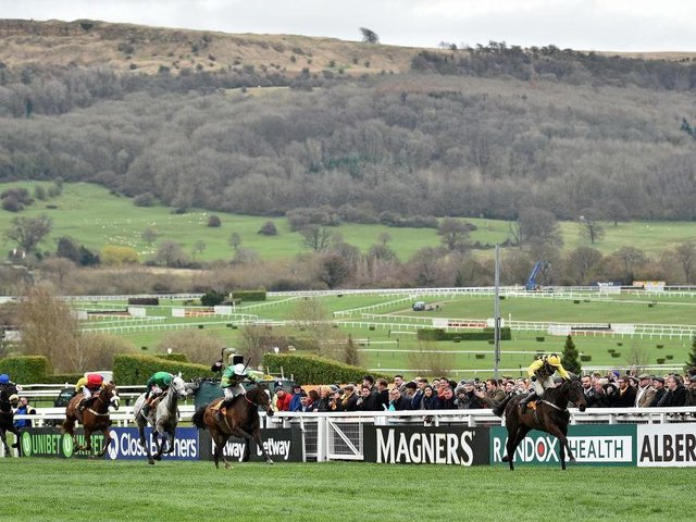 The WellChild Cheltenham Gold Cup takes centre-stage on Friday