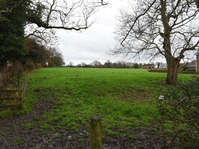 Cardwell Farm in Barton, where 151 homes were approved by a planning inspector last week
