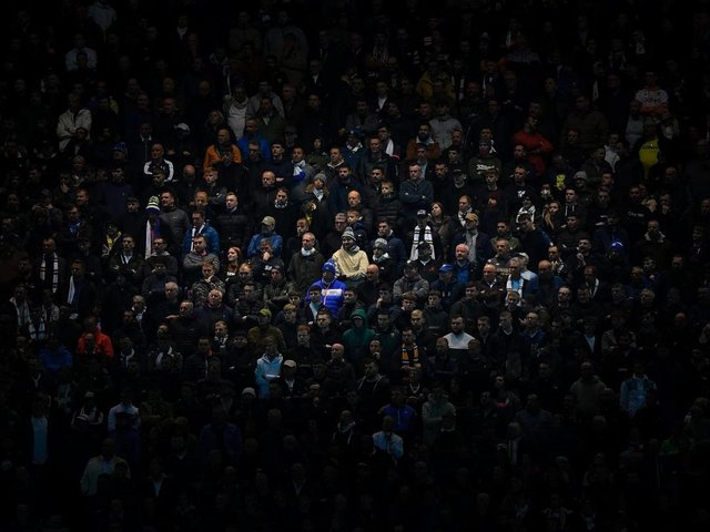 Preston North End v Leeds United - Tuesday 22nd October 2019 - Deepdale Stadium