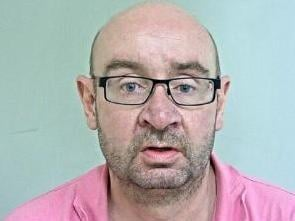 David Dunn (pictured) is described as around 6ft 2in tall, of average build, with a shaved head and facial stubble. (Credit: Lancashire Police)