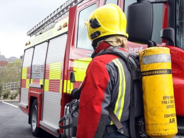 Three fire engines were called out yesterday, March 20