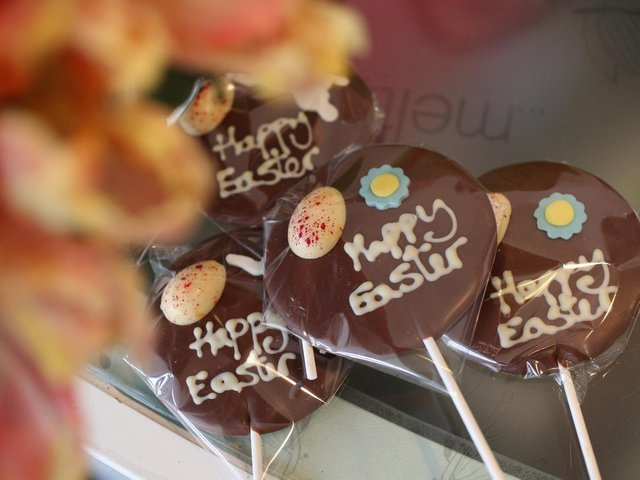 Take your pick of Easter chocolate goodies from these local chocolate shops