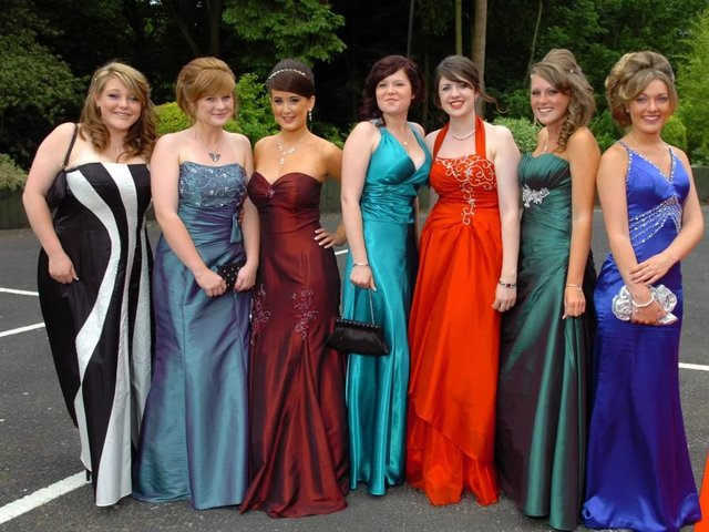 All Hallows Prom in 2010