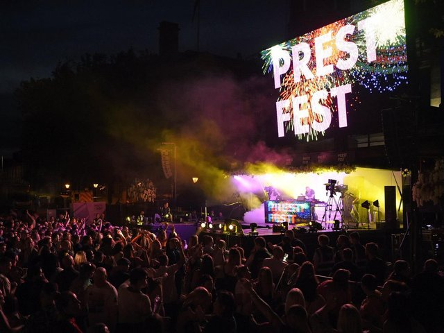 Prestfest had to be cancelled last year