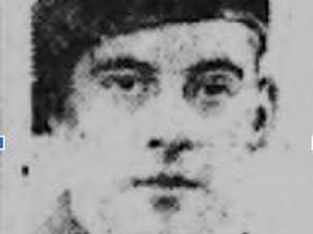 George Chisholme.