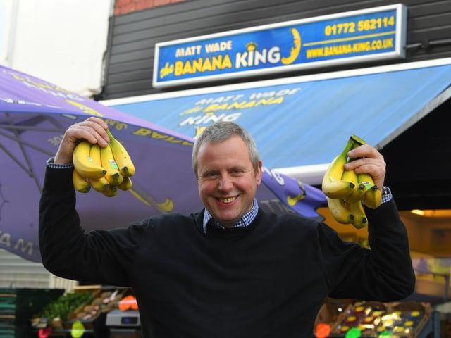 Norman Young of Banana King
