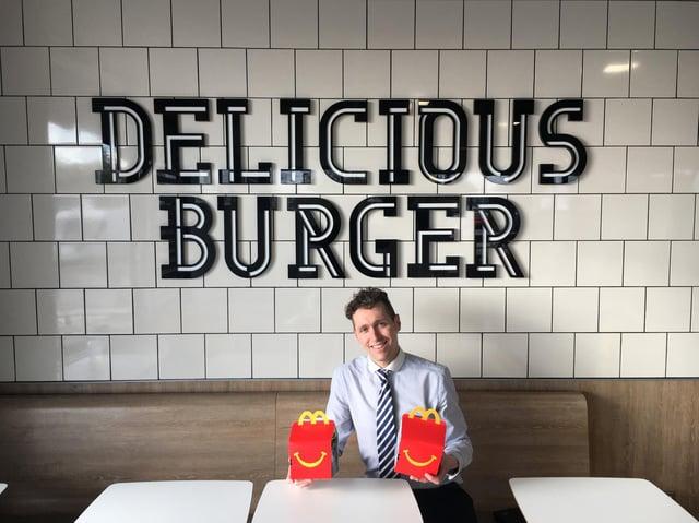 McDonald's supervisor Alexander Chattaway
