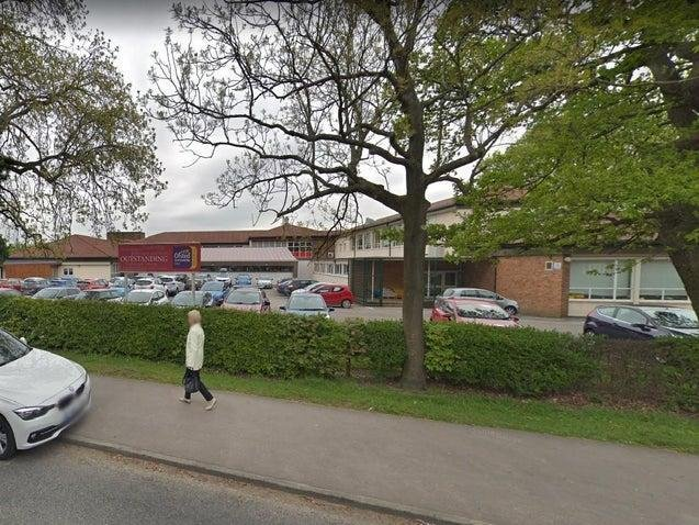 The schoolgirl was confronted by the man on her way home from Penwortham Girls' High School on last week (March 25). Picture: Google