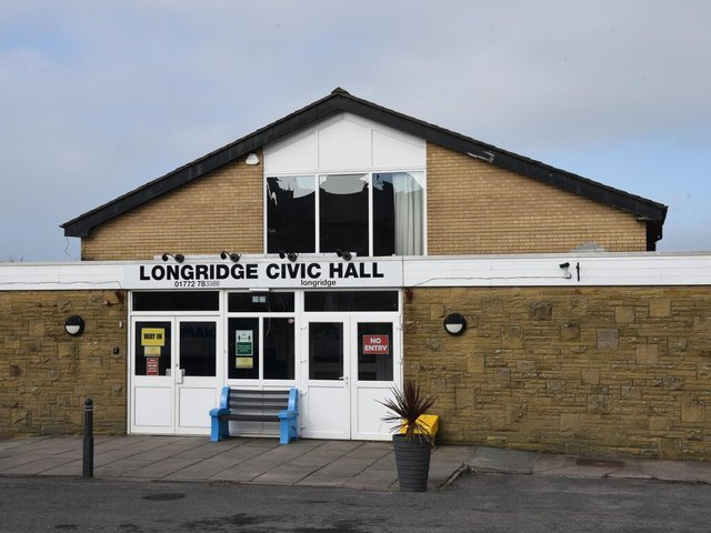 Longridge Civic Hall