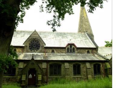 St John's Church has stood unused for 25 years.