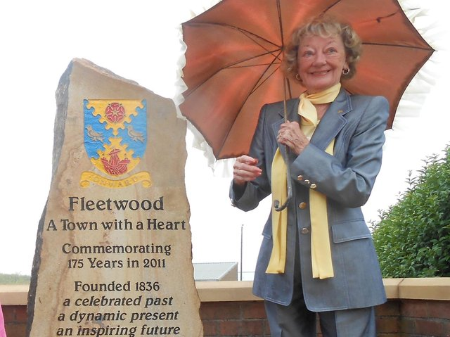 Tributes have been paid to Doreen Lofthouse, Fisherman's Friend tycoon and 'Mother of Fleetwood', who has died aged 91
