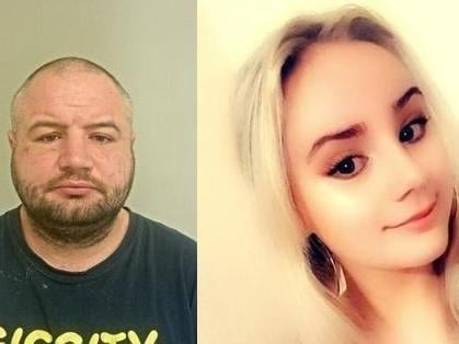 Have you seen these people? A picture of Sophie and Steven Purkhardt issued by Lancashire Police.