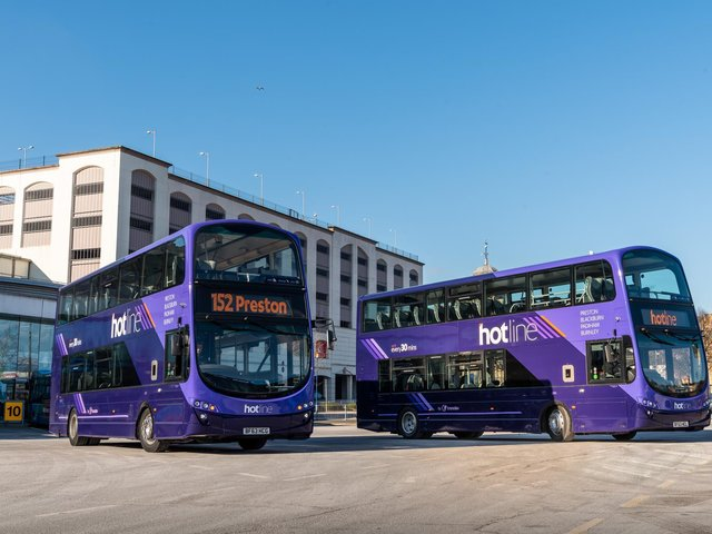 Bus timetables are set to return to pre-lockdown times