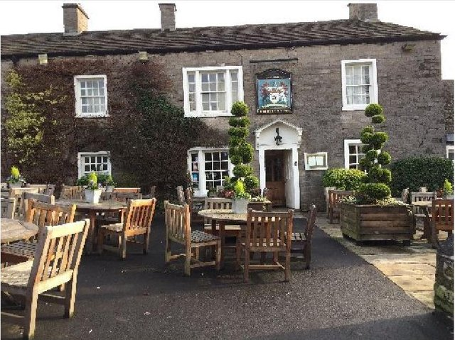 The Assheton Arms at Downham, near Clitheroes
