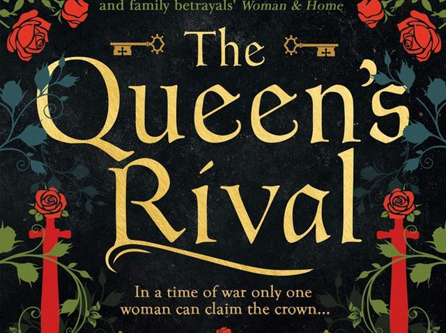 The Queen's Rival  by  Anne O'Brien
