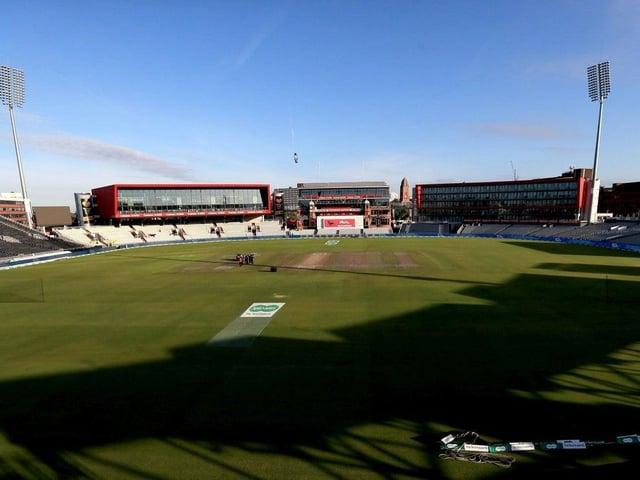 The wonderful Old Trafford Cricket Ground