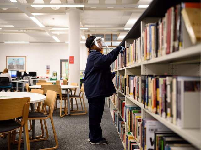 Libraries in Lancashire are set to reopen to the public
