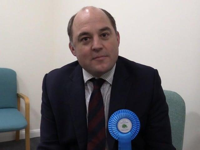Ben Wallace MP