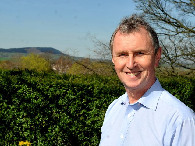 The Rt Hon Nigel Evans, Member of Parliament for the Ribble Valley, pays tribute