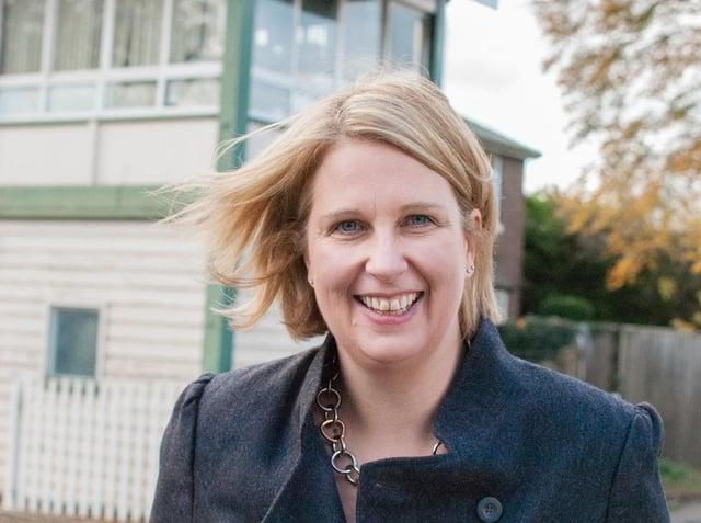 Katherine Fletcher MP
