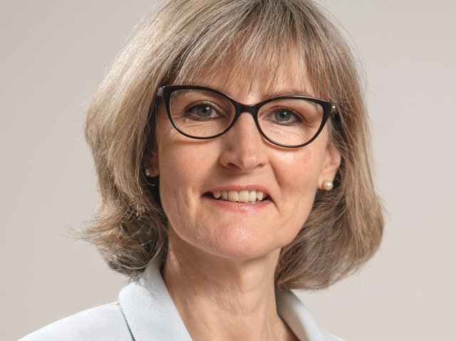 Dr Lis Smith has now retired as Preston's College principal after ten years.