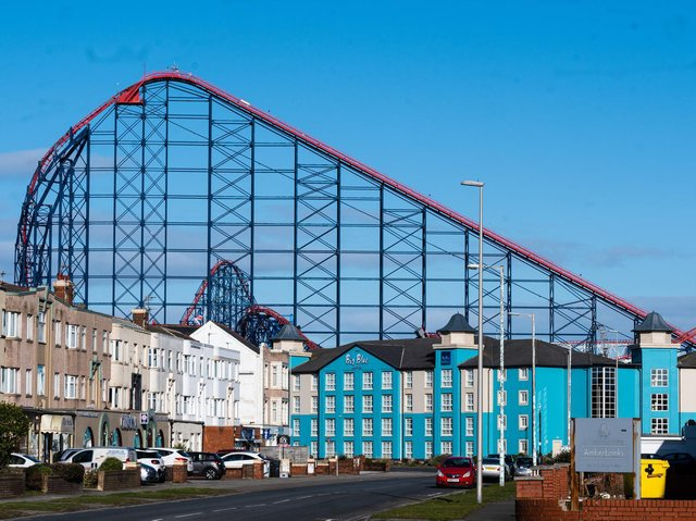Blackpool Pleasure Beach has reopened today in its 125th anniversary year