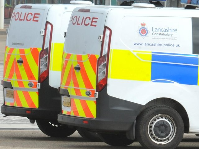 Police have arrested two teens in Burnley