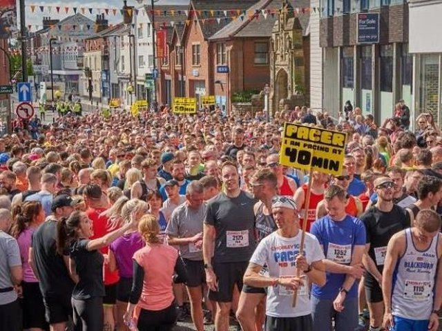 The Chorley 10k is set to return in August