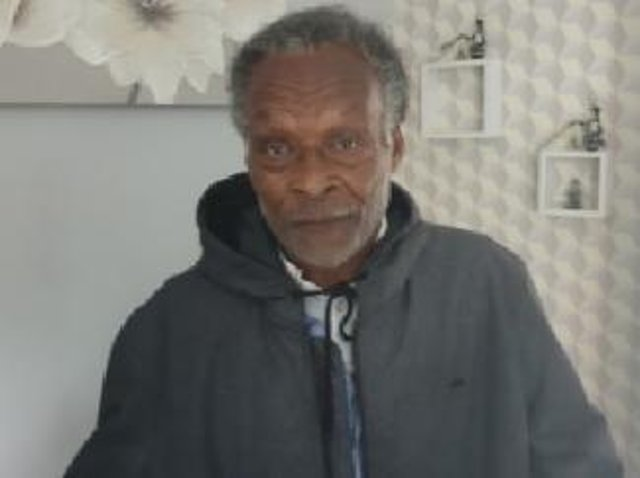 Winston Daley went missing this afternoon.