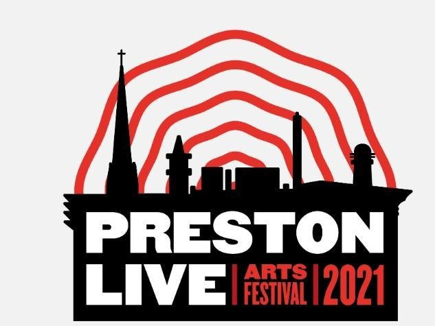 Preston Live's logo
