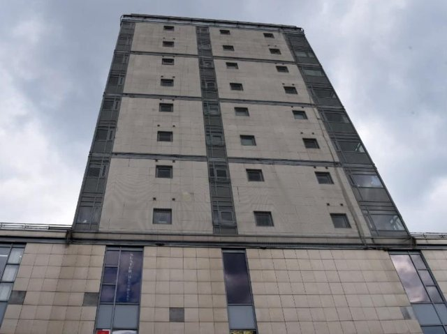 Crystal House is Preston's least-loved city centre building.