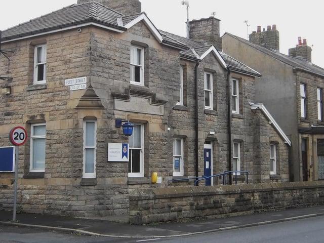 Longridge police station on Derby Road