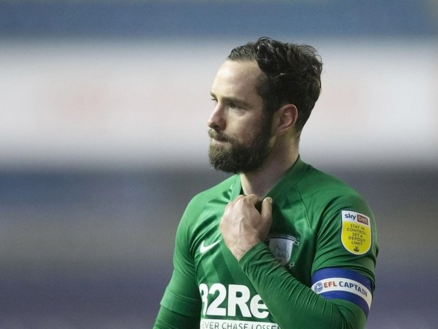 Preston North End left-back Greg Cunningham