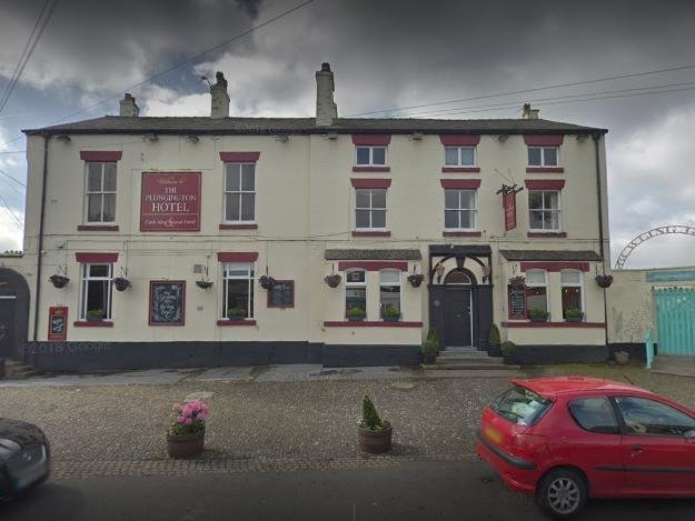 The Plungington Hotel. Image from Google.
