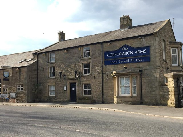 The Corporation Arms has not reopened this week