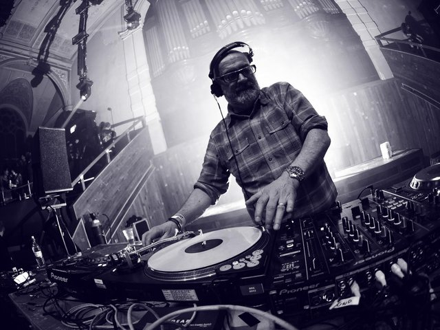 World renowned DJ Graeme Park will perfrom at Sound on the Ground at Blackpool Cricket Club