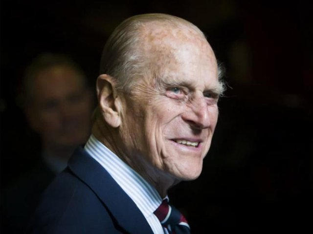 Prince Philip's funeral will be at 3pm today.