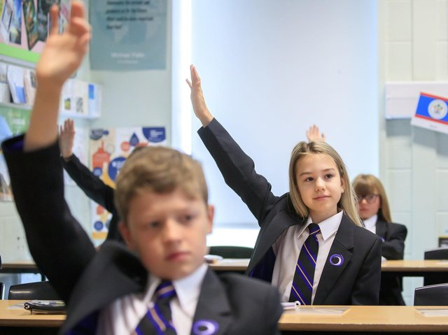 Most children in the county will get into their preferred school