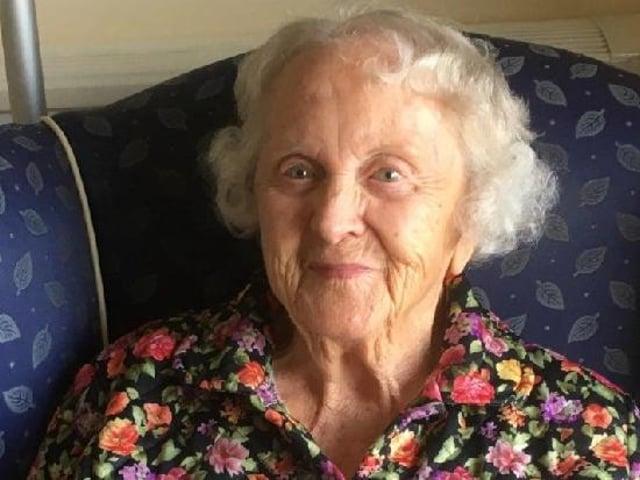 Edna Dewhurst