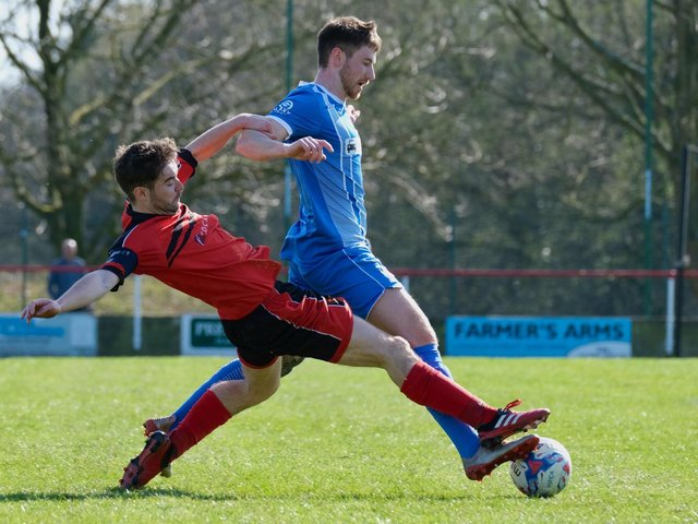 Garstang FC have been forced into alternative plans Picture: John Shirras